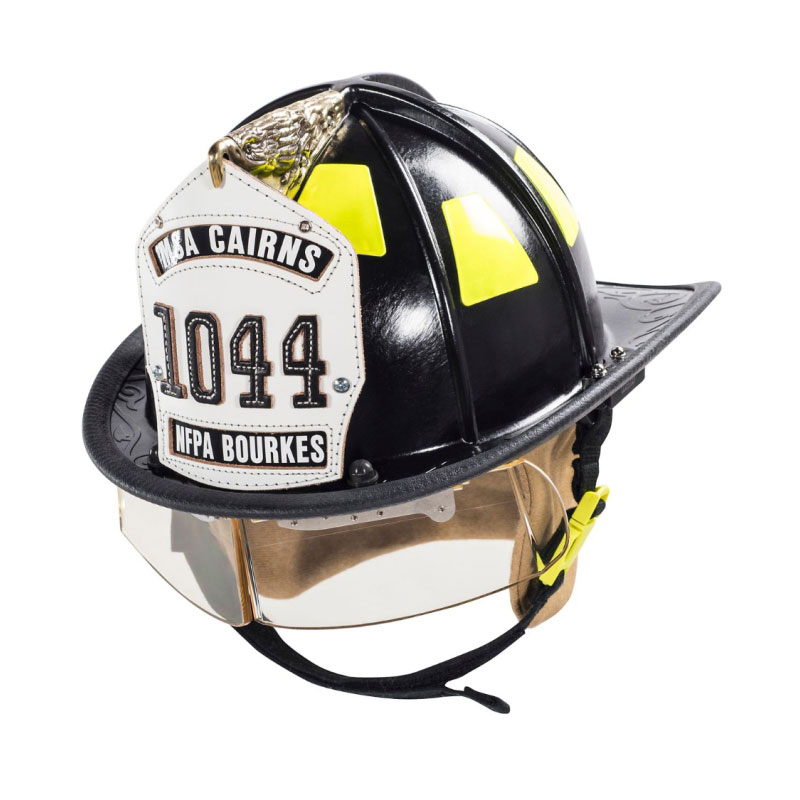 MSA CAIRNS® 1044 TRADITIONAL COMPOSITE FIRE HELMET