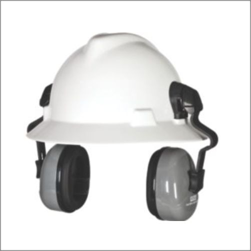 MSA SoundControl SH for Full Brim Hat (NRR 25 dBA)