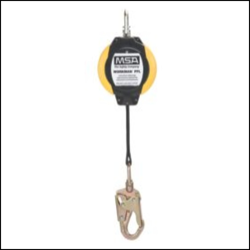 WORKMAN® PERSONAL FALL LIMITERS