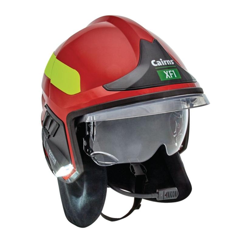 MSA CAIRNS® XF1 FIRE HELMET